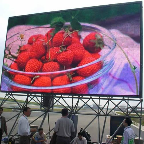 P5 Outdoor Full Color LED Screen